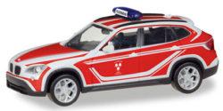 BMW X1 Kommandowagen Feuerwehr Landshut