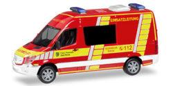 Mercedes Benz Sprinter ELW Feuerwehr Rhede