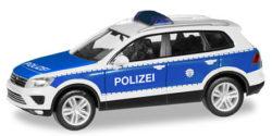 VW Touareg Bundespolizei