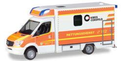 Mercede Benz Sprinter RTW Rettungsdienst Dülmen