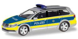 VW Passat Variant Polizei Sachsen