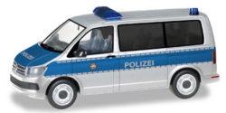VW T6 Bus Polizei Nordrhein-Westfalen