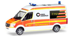 Mercedes Benz Sprinter KTW Rettungsdienst Dülmen