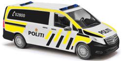 Mercedes Benz Vito Politi Norwegen