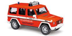 Mercedes Benz G-Klasse NEF Feuerwehr Stuttgart
