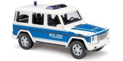 Mercedes Benz G-Klasse Polizei Brandenburg