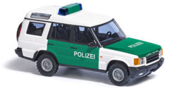 Land Rover Discovery Polizei