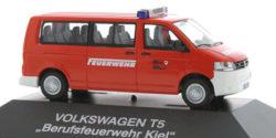 VW T5 Bus Feuerwehr Kiel
