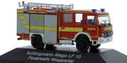 Mercedes Benz Atego LF 10 Feuerwehr Wuppertal