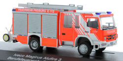 Mercedes Benz Magirus Alufire 3 Feuerwehr Freiburg