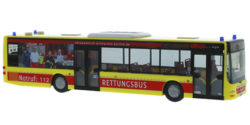 MAN Lions City Rettungsbus Barnimer Busgesellschaft