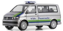 VW T6 Bus Feuerwehr BLS-AG Schweiz
