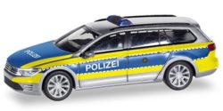 VW Passat Variant GTE E-Hybrid Polizei Wolfsburg