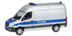 Mercedes Benz Sprinter Polizei Sachsen