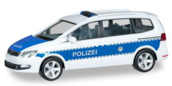VW Sharan Bundespolizei