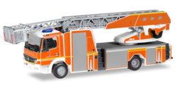 Mercedes Benz Atego DLK Feuerwehr Ingolstadt