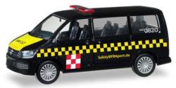 VW T6 Fraport Safetycar Flughafen Frankfurt