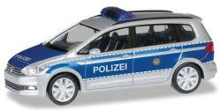 VW Touran Polizei Berlin