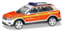 VW Tiguan ELW Feuerwehr Norderstedt