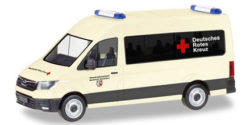 MAN TGE Bus DRK Katastrophenschutz Nordrhein-Westfalen