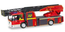 Mercedes Benz Econic DLK Feuerwehr Bocholt / Rhede