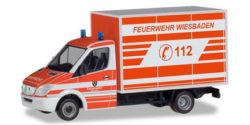Mercedes Benz Sprinter Koffer Feuerwehr Wiesbaden