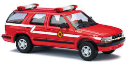Chevrolet Blazer Fire Chief