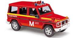 Mercedes Benz G-Klasse ELW Feuerwehr Flughafen München