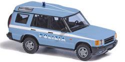 Land Rover Discovery Polizia Italien
