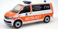 VW T6 NEF Feuerwehr Hildesheim