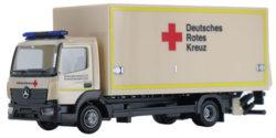 Mercedes Benz Atego Koffer-LKW Katastrophenschutz Nordrhein-Westfalen