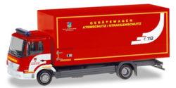 Mercedes Benz Atego GW Atemschutz/Strahlenschutz Feuerwehr Eschwege