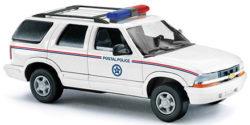 Chevrolet Blazer US Postal Police