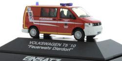 VW T5 Feuerwehr Dierdorf