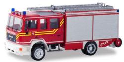 MAN M2000 LF 16 Feuerwehr Dachau