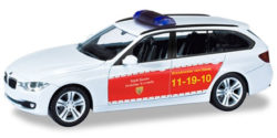BMW 3er Touring ELW Feuerwehr Goslar