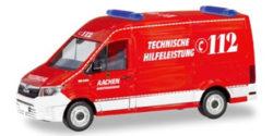 MAN TGE Technische Hilfeleistung Feuerwehr Aachen