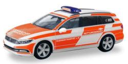 VW Passat Variant ELW Feuerwehr Frankfurt Main