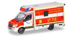 Mercedes Benz Sprinter RTW Rettungsdienst Kreis Heinsberg