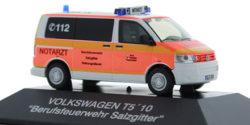 VW T5 NEF Feuerwehr Salzgitter