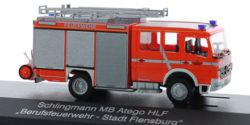 Mercedes Benz Atego HLF Feuerwehr Flensburg