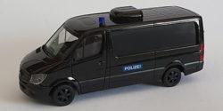 Mercedes Benz Sprinter SEK GSG9 Bundespolizei schwarz-metallic