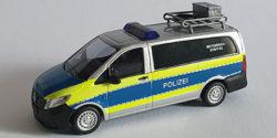 Mercedes Benz Vito Polizei Motorradstaffel