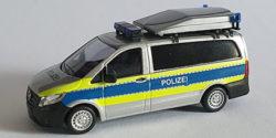 Mercedes Benz Vito Autobahnpolizei SiKw Polizei Hamburg