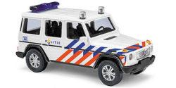Mercedes Benz G-Klasse Politie Niederlande