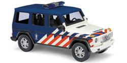 Mercedes Benz G-Klasse Koninklijke Marechaussee Militärpolizei Niederlande
