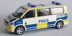 VW T5 Polis