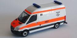 Mercedes Benz Sprinter Akutrettungsteam Polizei