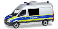 Mercedes Benz Sprinter Gefahrgutüberwachung Polizei Berlin