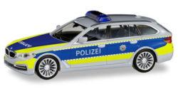 BMW 5er Touring Autobahnpolizei Nordrhein-Westfalen